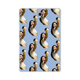 Kendall Jenner funny  Samsung Galaxy Tab S4 10.5 Clear Case