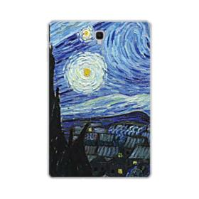 The Starry Night Samsung Galaxy Tab S4 10.5 Clear Case