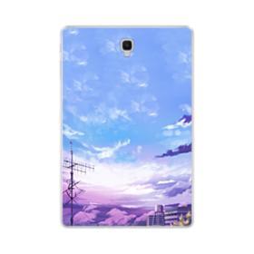 Landscape Animation Art Samsung Galaxy Tab S4 10.5 Clear Case