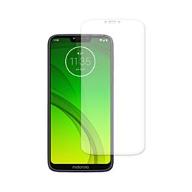 [2-Pack] Motorola Moto G7 Power Crystal Tempered Glass Screen Protector