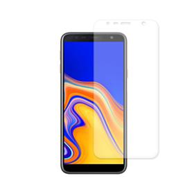 [2-Pack] Samsung Galaxy J4 Plus 2018 Crystal Tempered Glass Screen Protector