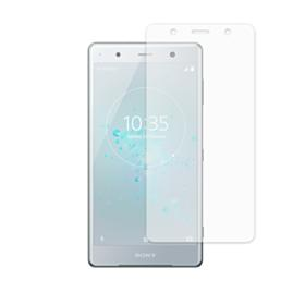[2-Pack]Sony Xperia XZ2 Compact Crystal Tempered Glass Screen Protector