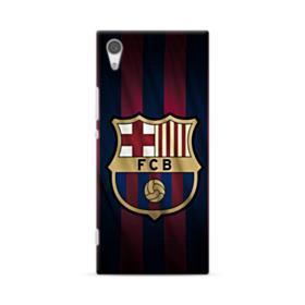 FC Barcelona Logo Fabric Sony Xperia XA1 Case