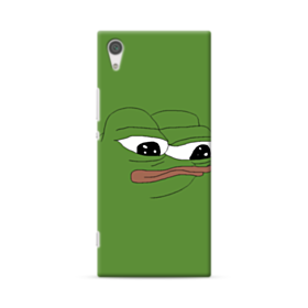 Sad Pepe frog Sony Xperia XA1 Case