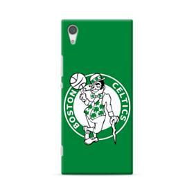 Boston Celtics Green Sony Xperia XA1 Case