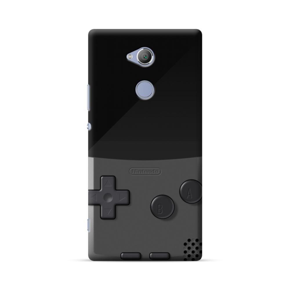 finest selection f6463 11883 Game Boy Gray Sony Xperia XA2 Ultra Case