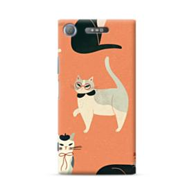 Cats Sony Xperia XZ1 Case