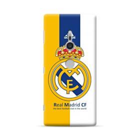 Real Madrid Team Logo Colors Sony Xperia XZ2 Case