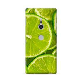 Green Lemon Sony Xperia XZ2 Case
