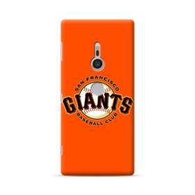 San Francisco Giants Team Logo Baseball Sony Xperia XZ2 Case