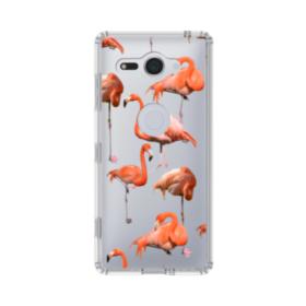 Flamingo Clipart Sony Xperia XZ2 Compact Case