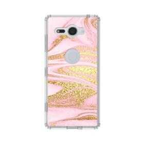Pink & Gold Sony Xperia XZ2 Compact Case