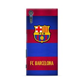 FC Barcelona Banners Sony Xperia XZ Case