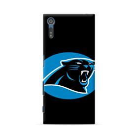Carolina Panthers Logo Round Sony Xperia XZ Case
