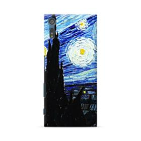 The Starry Night Vincent van Gogh Sony Xperia XZ Case