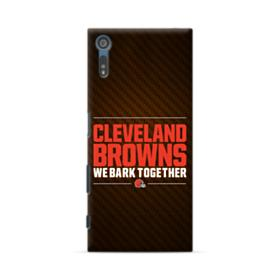 Cleveland Browns We Bark Together Sony Xperia XZ Case