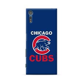 Chicago Cubs Team Logo Mascot Sony Xperia XZ Case