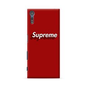 Supreme Red Cover Sony Xperia XZ Case