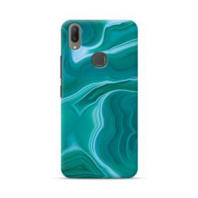 Green Marble Vivo V9 Case