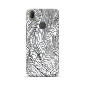 Lines Sketch Vivo V9 Case