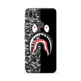 Bape Shark Camo & Black Vivo V9 Case