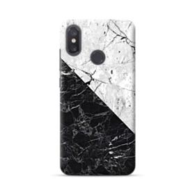Black & White Marble  Xiaomi Mi 8 Case
