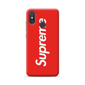 Red Supreme Xiaomi Mi 8 Case