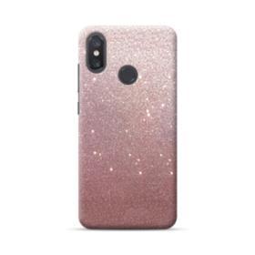 Rose Gold Glitter Xiaomi Mi 8 Case