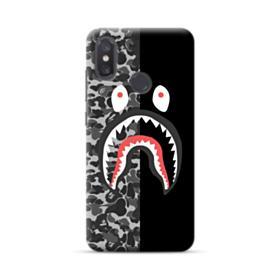 Bape Shark Camo & Black Xiaomi Mi 8 Case