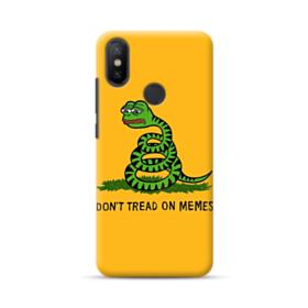 Pepe the frog don't tread on memes Xiaomi Mi A2 Case
