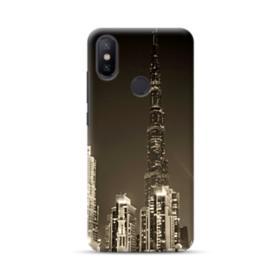 City night skyline Xiaomi Mi A2 Case