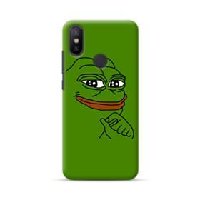 Smug Pepe Frog Funny Meme Xiaomi Mi A2 Case