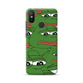 Sad Pepe frog seamless Xiaomi Mi A2 Case