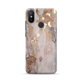 Gold abstract painting Xiaomi Mi A2 Case