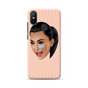 Crying Kim emoji kimoji Xiaomi Mi A2 Case
