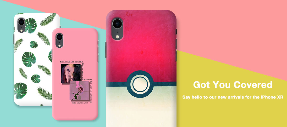 New Arrivals: iPhone XR Case