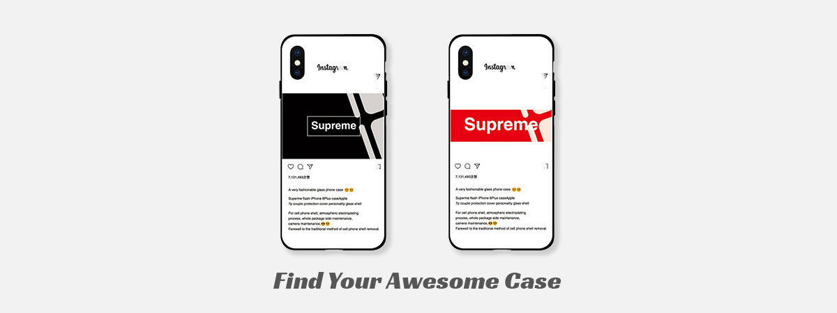 Find Your Awesome iPhone X Case